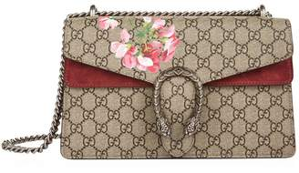 Gucci Small GG Blooms Dionysus Shoulder Bag