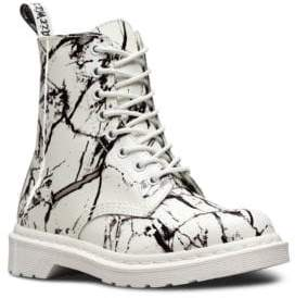 Dr. Martens Pascal Patent Leather Boots
