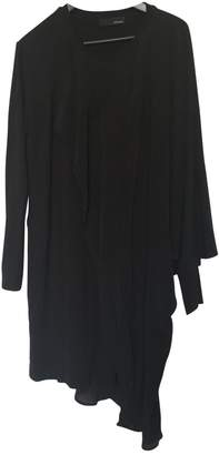Avelon Black Silk Dress for Women