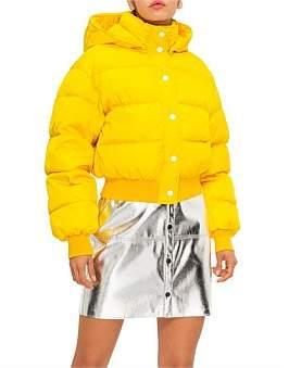 MSGM Short Down Puffer Jacket