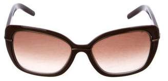Chloé Gradient Square Sunglasses