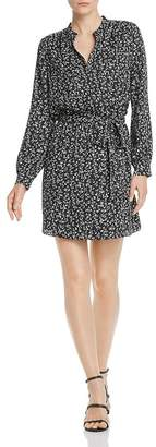 Joie Leonore Floral-Print Dress