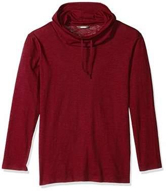 ROBUST Men's Full Sleeve Cowl Neck T-Shirt (Size-)
