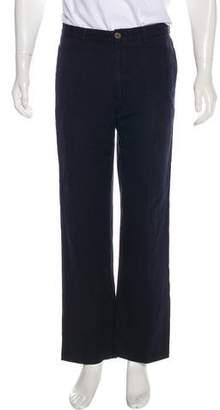 Brunello Cucinelli Linen-Blend Pants