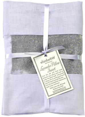 elizabeth W Elizabethw Lavender-Scented Linen Pillow Inserts (Set of 2)