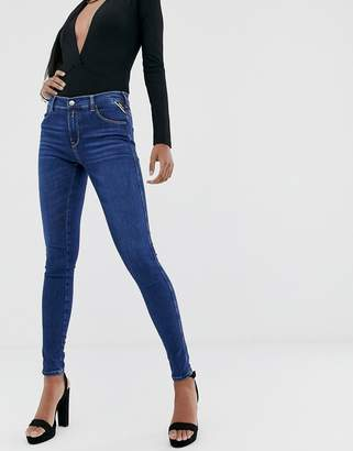 Replay Stella super skinny jeans with power stretch
