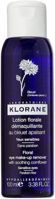 Klorane Online Only Floral Eye Make-Up Remover With Soothing Cornflower