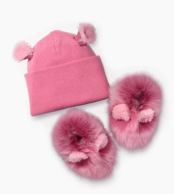 Ugg Pinkipuff Gift Set