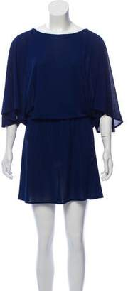 Tibi Kimono Mini Dress
