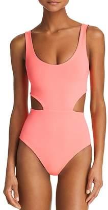 L-Space Rita Reversible One Piece Swimsuit