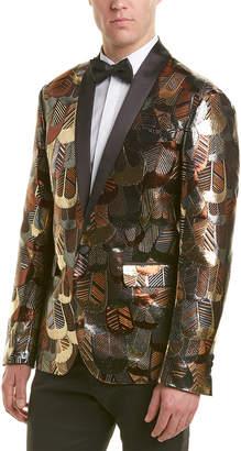DSQUARED2 Silk-Blend Blazer