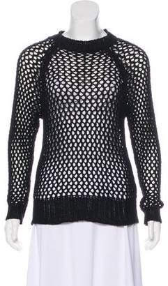 Etoile Isabel Marant Open Knit Sweater