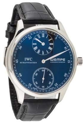 IWC Portuguese Regulateur Watch