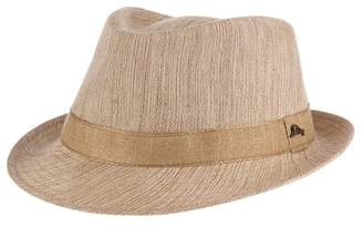 Tommy Bahama Linen Fedora Hat