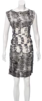 Edun Sleeveless Silk Dress