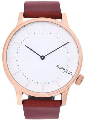 Komono Wrist watch