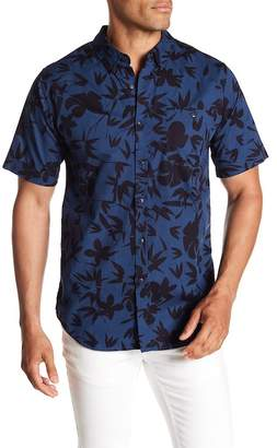 Ezekiel Tropicool Short Sleeve Woven Regular Fit Shirt