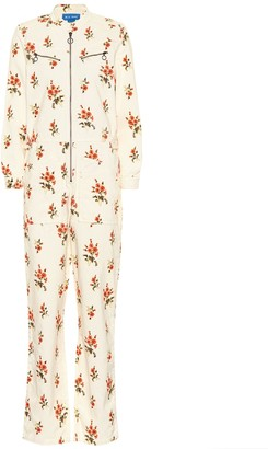 MiH Jeans Margot All In One corduroy jumpsuit