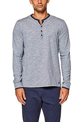 Esprit Men's 098ee2k006 Long Sleeve Top