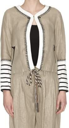 Brand Unique Linen Jacket