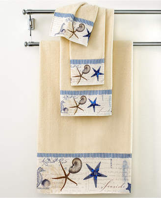 "Avanti Bath Towels, Antigua 16"" x 30"" Hand Towel Bedding"