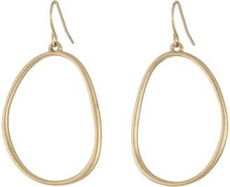The Sak Delicate Hoop Earrings Earring