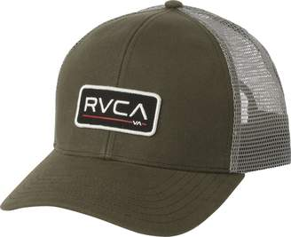 RVCA Men's Ticket Trucker Hat