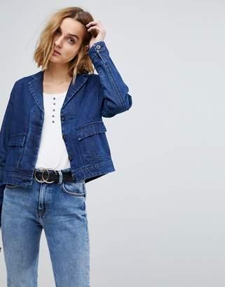 Vero Moda Denim Worker Jacket