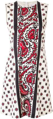 RED Valentino printed shift dress