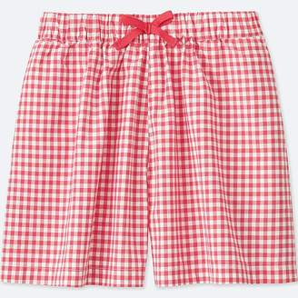 Uniqlo Girl's Flare Shorts