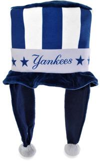New York Yankees Mascot-Themed Dangle Hat