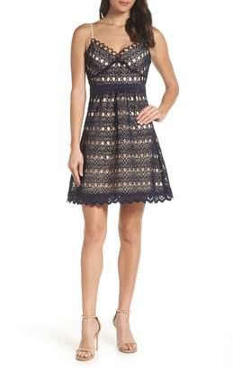 Foxiedox Hellia Lace A-Line Dress