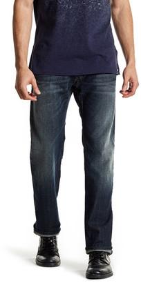 """Diesel Darron Slim Bootcut Jean - 30-32"""" Inseam $198 thestylecure.com"""