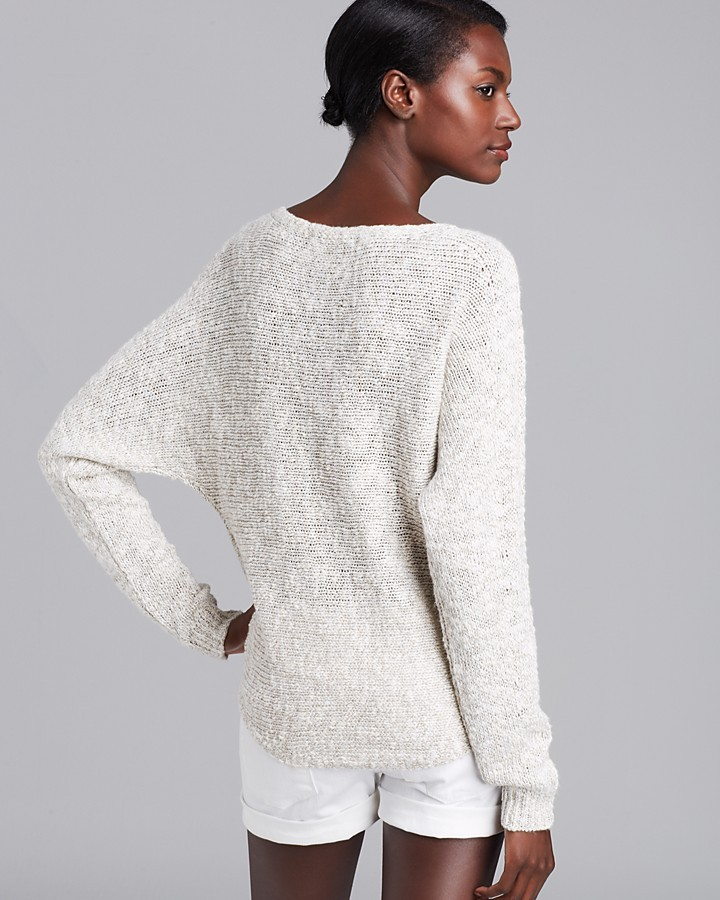 Vince Sweater - Dolman Textured