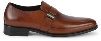 Kenneth Cole New York Design Classic Leather Loafers