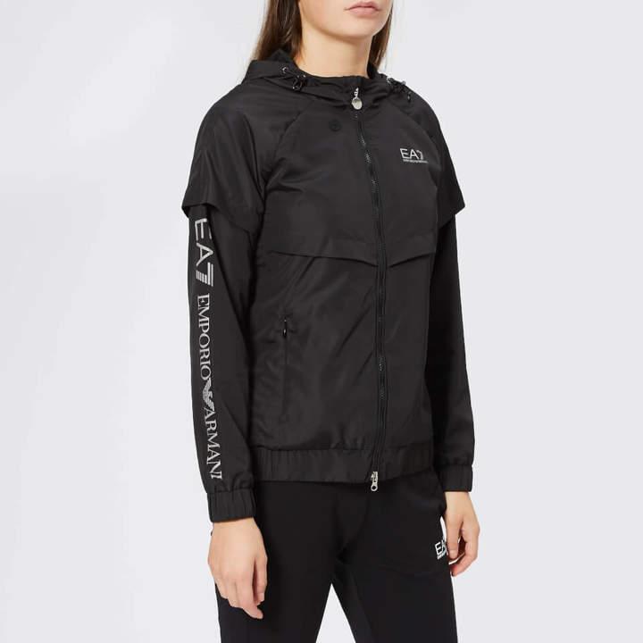 Women's Light Hooded Jacket