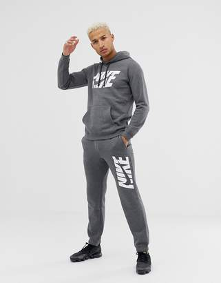 sports shoes 99d20 f1123 Nike Jersey Tracksuit Set In Grey AR1341-071