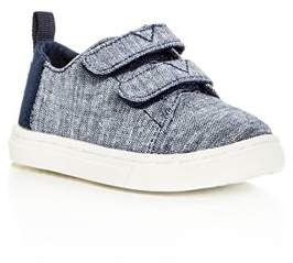 Toms Boys' Lenny Chambray Double Strap Sneakers - Walker, Toddler