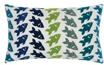 Oceana Deep Sea Lumbar Pillow