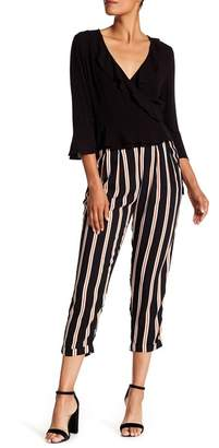 Cotton On & Co. Kali Striped Drapey Cuffed Pants