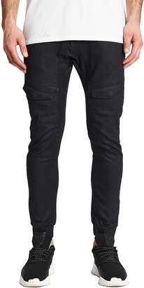 NXP Flight Skinny Denim Jogger Pants