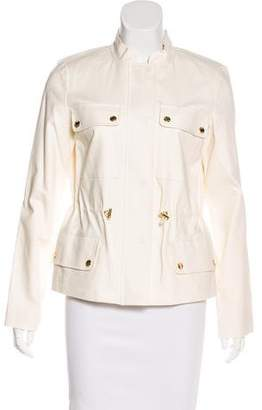 Michael Kors Long Sleeve Lightweight Jacket