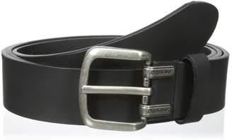 Dickies Men's Big-Tall 40mm Logo Screw Buckle Belt