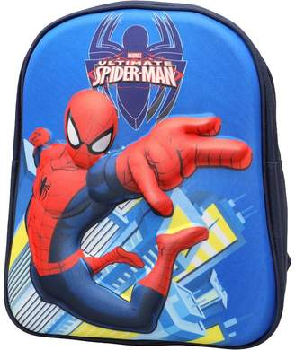 DC Comics Boys Spiderman Headcut Scarf 9d6c3b665ff6