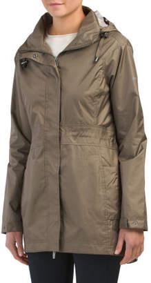 District Long Rain Shell Jacket