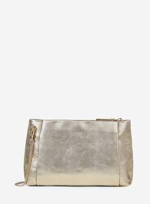 f62ee71ff48 Dorothy Perkins Womens Snake Design Clutch Bag