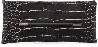 Tom Ford Ava Calf Hair Clutch Bag
