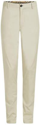 Burberry Shibden Cotton Chinos