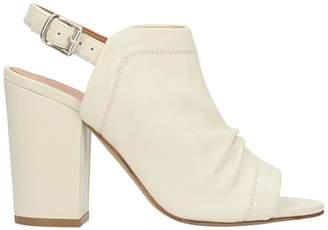 Julie Dee Milk Leather Mule