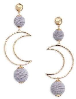 Ettika Moon Drop Earrings